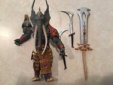 Four Horsemen Ramathorr Grey Elephant Mythic Legions 7th Kingdom