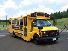2002 GMC Savana BUS 1 OWNER G30 G3500 HANDICAP HIGH TOP HEAVY DUTY