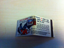 Vintage CIE CLEVELAND INSTITUTE OF ELECTRONICS Build a TV Collectible Matchbook