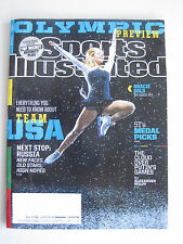 Sports Illustrated V120N4 - Everything You Need To Know Team USA - 03-Feb-2014