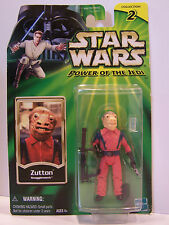 Star Wars Power Of The Jedi POTJ Zutton Snaggletooth MOC 2001