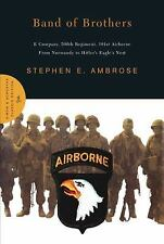 BAND OF BROTHERS STEPHEN E. AMBROSE (HARDCOVER)