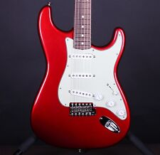 Fender Custom Shop 1962 Stratocaster NOS Candy Apple Red w/Case Electric Guitar