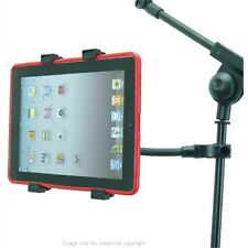 Adjustable Flexi Music Stand / Microphone Stand Mount Tablet Holder for iPad AIR