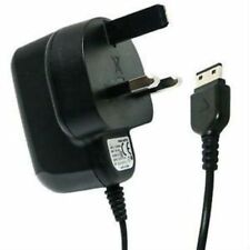 3 Pin UK Mains Charger for SAMSUNG F210 (SGH-F210) Mobile Cell Phone