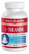 L-Theanine Emotional Well-Being, Healthy Mood, Promotes Relaxation (1 Bottle)