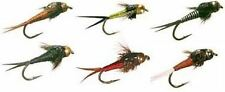 30 Copper John Nymph Fishing Flies plus a FREE Slit Foam R&F Fly Box