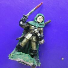RR7 The Bowmen of Wood Elf Prince oreon citadel gW games workshop Champion hero