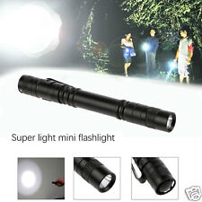 Outdoor Ultra Slim CRE XPE-R3 1200LM Lamp Mini Light Penlight Flashlight Torch