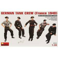 NEW MiniArt 1/35 German Tank Crew France 1940 (5) 35191