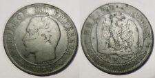 5 Centimes Napoléon III 1856 W Lille !!