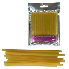 New Yellow 12 x Professional Keratin Glue Sticks for Human Hair Extensions