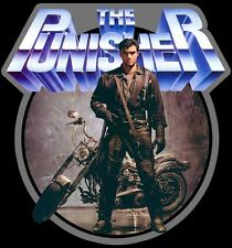 80's Cult Comic Classic The Punisher Poster Art custom tee Any Size Any Color