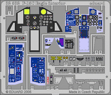 EDUARD 32532 Interior for Tamiya Kit F-15C Eagle in 1:32