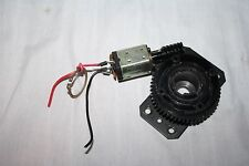 Motor & Gears for Whelan Engineering Rotating Beacon model RB6P 12v