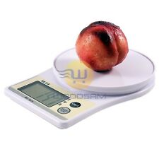 Digital Kitchen Scale Food Diet Electronic Weight Balance Weighing Scale 15LBS