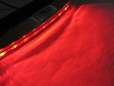 Universal Fit Add-On - 8-LED Motorcycle Brake Light / Taillight Bar - Red