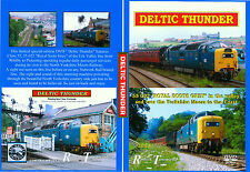 201y5 North Yorkshire Moors Railway - Deltic THUNDER - NEW - Class 55 dvd