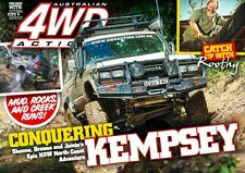 4WD Action DVD 199 - Conquering Kempsey, Beautiful NSW Mid-north coast