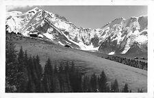 BR47389 Vue prise du terminus du telepherique du mont d arbois     France