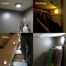 Hot 6 LED Light PIR Wireless Auto Sensor Motion Detector Lamp Night Light