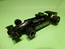 EIDAI GRIP LOTUS '78 - ANDRETTI No 5 - F1 JPS BLACK 1:43 -  VERY GOOD CONDITION