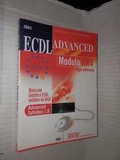 ECDL ADVANCED Modulo AM4 Foglio elettronico Esposito Quintano Simone 2005 libro