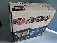 ACN IRIS 3000 VIDEOPHONE MAIL DIGITAL PHOTO FRAME AND PHONE BOOK UNIT WITH BOX