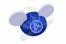 D60 Disneyland 60th Diamond Anniversary LE Light Up Mickey Ears PAINT THE NIGHT