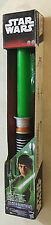 Star Wars Luke Skywalker Bladebuilders Green Electronic Lightsaber Age 4+ Toy