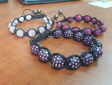 Beautiful Style Macrame Beaded Bracelets