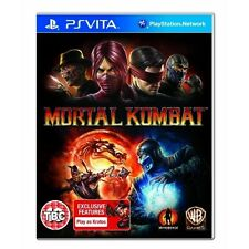 Mortal Kombat Game PS Vita