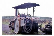 gw0634 - Aveling Steam Roller reg no CTL 225 at Hadrians Wall - photograph