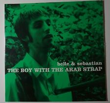 Belle and Sebastian - the boy with the arab strap LP NEU/OVP/SEALED gatefold