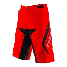 PANTALONI SHORT ENDURO MTB DOWNHILL DH ONEAL Rockstacker Short RED