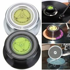 1PC 3 in1 Record Clamp LP Disc Stabilizer Turntable For Vibration Balanced