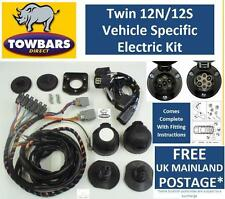 7 Pin Towbar Wiring Kit for Land Rover Discovery 3 Twin Electrics 12N & 12S