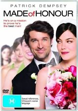 ●● MADE OF HONOUR ●● (DVD, 2008) Patrick Dempsey, Sydney Pollack ****AS NEW****