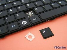 Replacement Single Key Samsung NP-R530 R620 RV510 S3510 E352 cap + clip + rubber