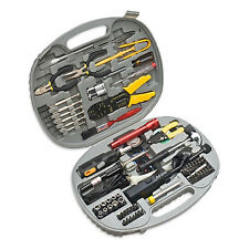 Computer Repair Kit 145pc Service Network PC Electrical Cutter Maintenance Tools