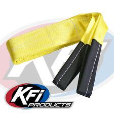 """KFI Products ATV/UTV Winch 3"""" x 6' Heavy Duty Tree Saver Kit 15K LB - ATV-TS"""