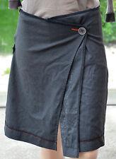 COP COPINE - Très jolie jupe gris modèle clay - Taille 36 - EXCELLENT ÉTAT