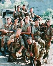 TOUR OF DUTY TELEVISION PHOTO 8x10 Photo