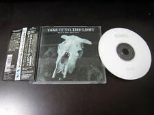 Take It to The Limit Japan CD feat Eagles Related Tracks by Poco Karla Bonoff