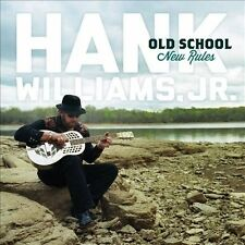 Old School New Rules [LP] by Hank Williams, Jr. (Vinyl, Jul-2012, Blaster...