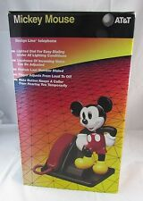 Disney Mickey Mouse AT&T  Design Line Telephone