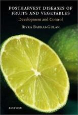 Postharvest Diseases of Fruits and Vegetables: Development and Control-ExLibrary