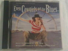 Even Cowgirls Get The Blues - OST Soundtrack CD - music by K.D. Lang & Ben Mink