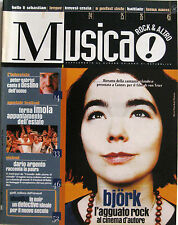 MUSICA 242 2000 Björk Peter Gabriel Belle & Sebastian A Perfect Circle Battiato