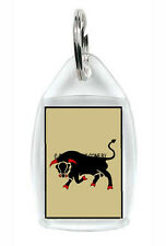 11TH INFANTRY BRIGADE KEY RING (ACRYLIC)